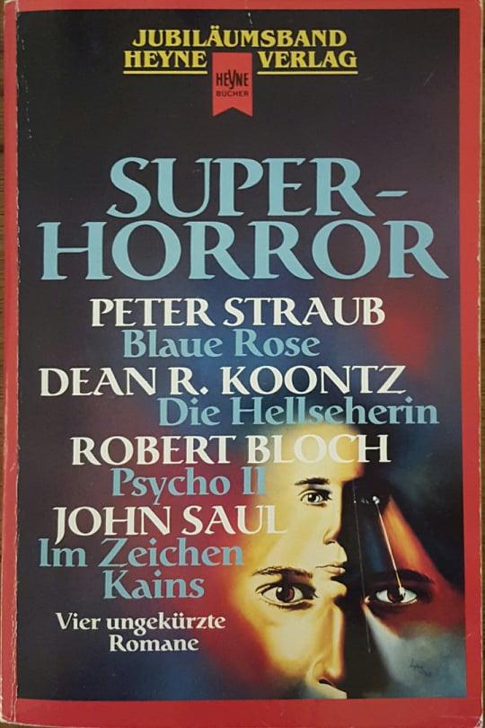 Super Horror. Vier Ungekürzte Romane