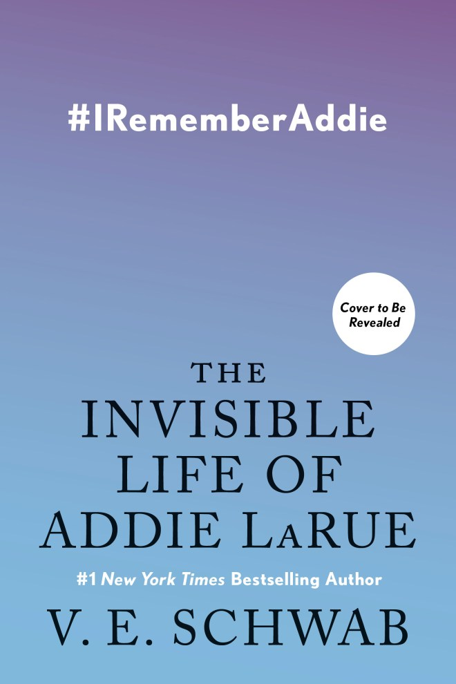 The Invisible Life of Addie LaRue (Hardcover)