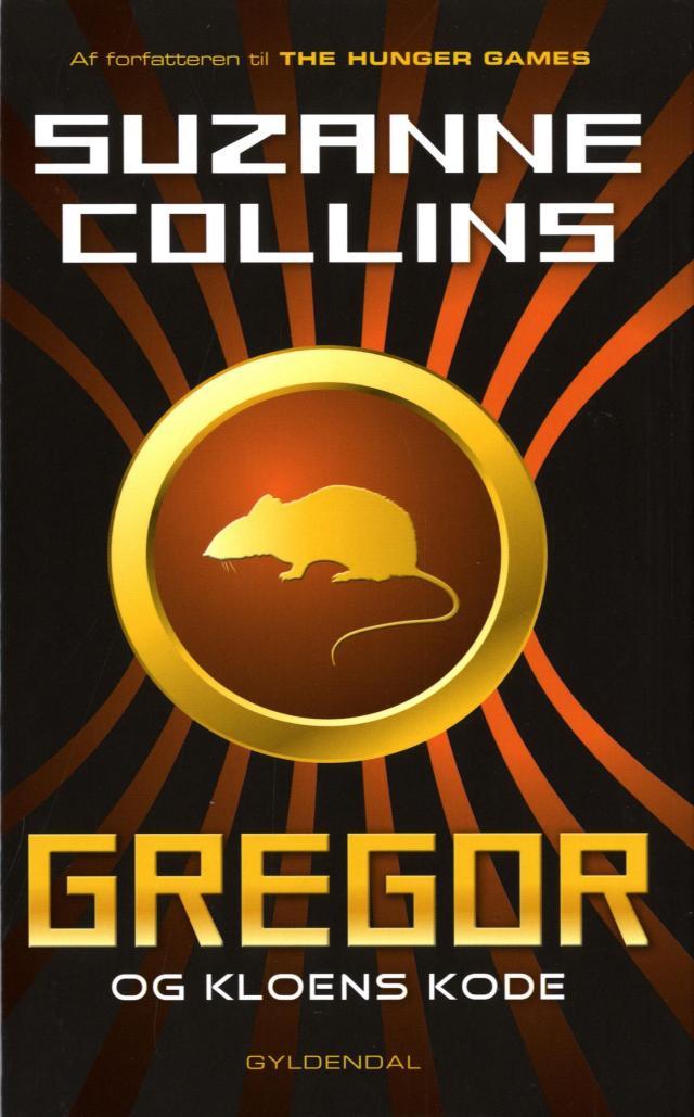 Gregor i Underlandet 5 - Gregor og kloens kode