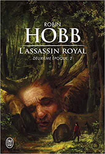 L'Assassin royal: Deuxième époque, 2