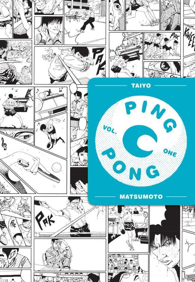 Ping Pong Omnibus, Vol. 1