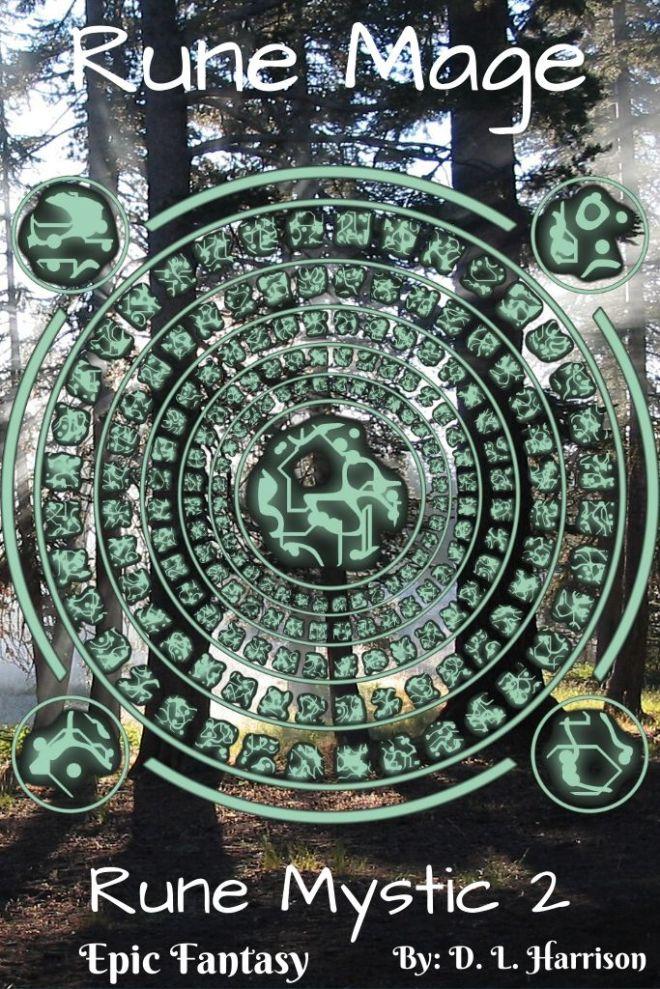 Rune Mage (Rune Mystic, #2)