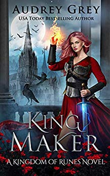 King Maker (Kingdom of Runes, #3)
