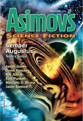 Asimov's Science Fiction, March/April 2020