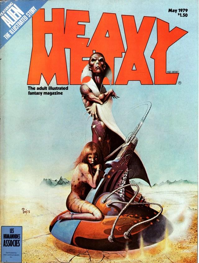 Heavy Metal, May 1979 (Heavy Metal #26)