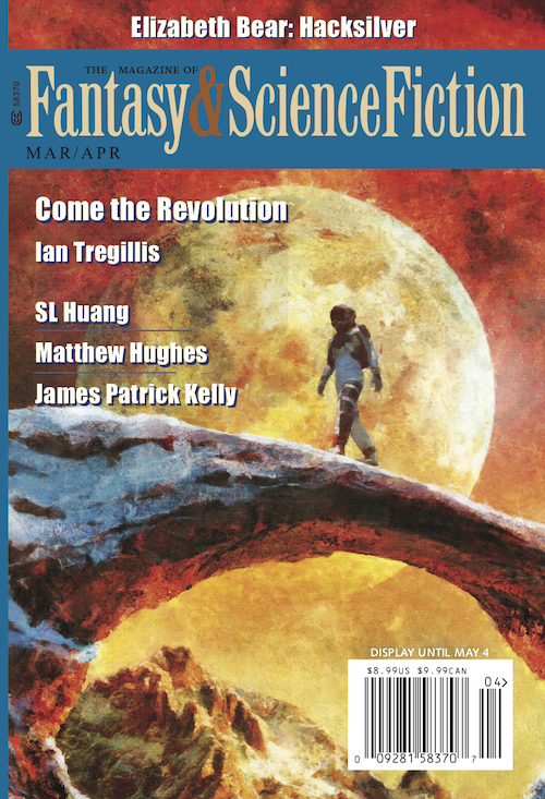 The Magazine of Fantasy & Science Fiction, March/April 2020 (F&SF, #748)
