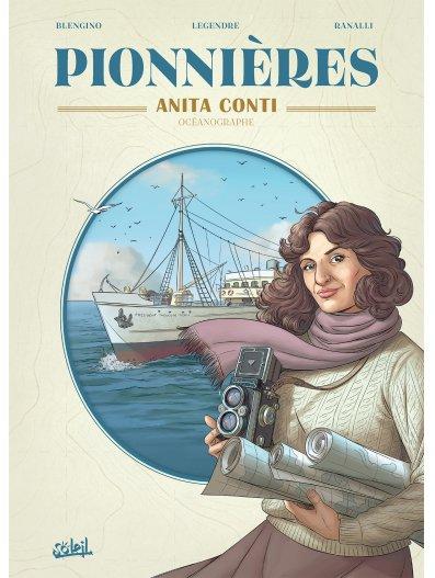 Anita Conti (Pionnières, #1)