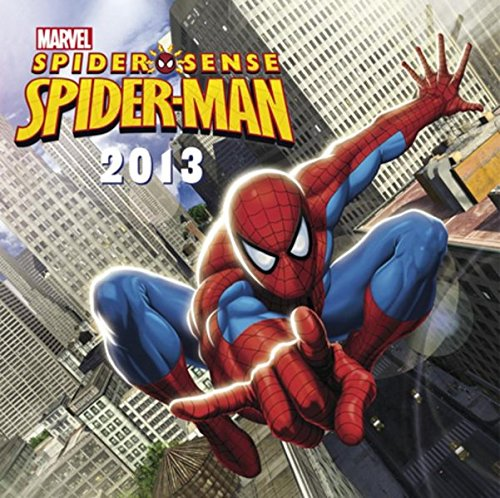 2013 Marvel SpiderMan Grid Calendar
