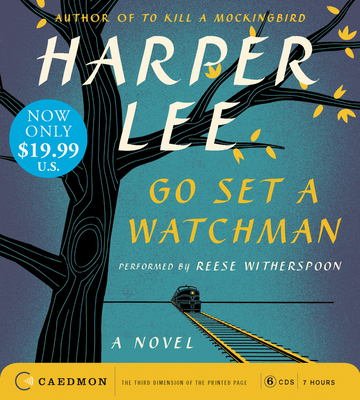 Go Set a Watchman Low Price CD: A Novel