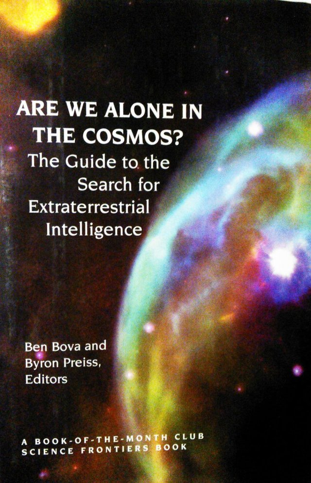 Are We Alone In The Cosmos? The Guide To The Search For Extraterrestrial Intelligence