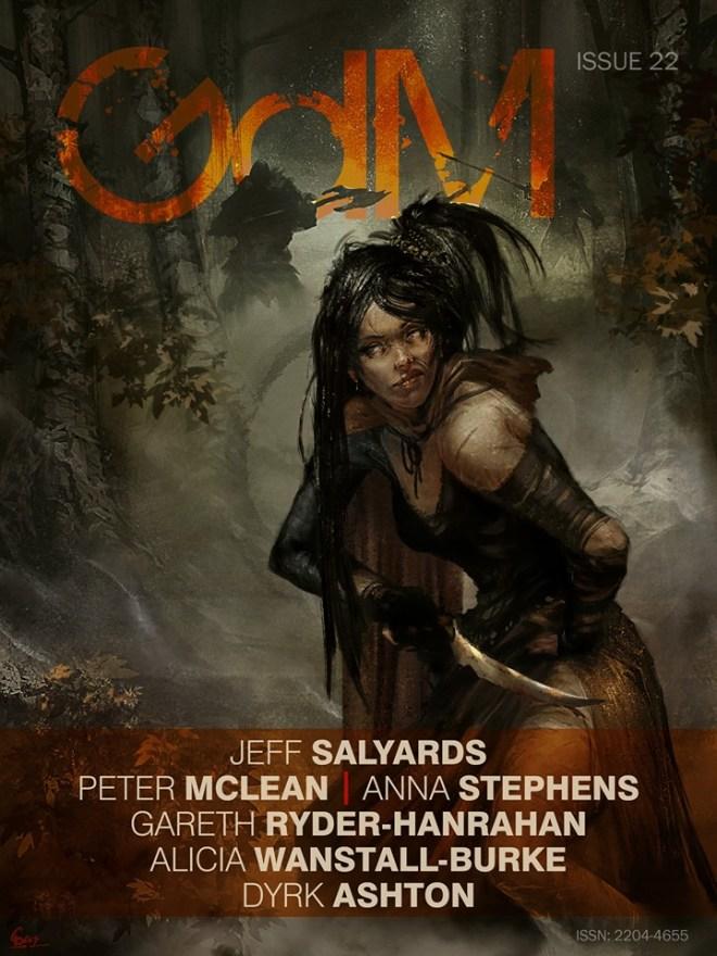 Grimdark Magazine Issue #22