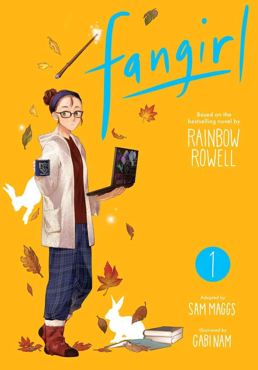 Fangirl, Vol. 1: The Manga