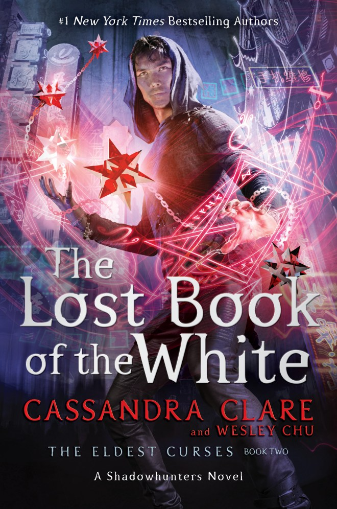 The Lost Book of the White (The Eldest Curses, #2)
