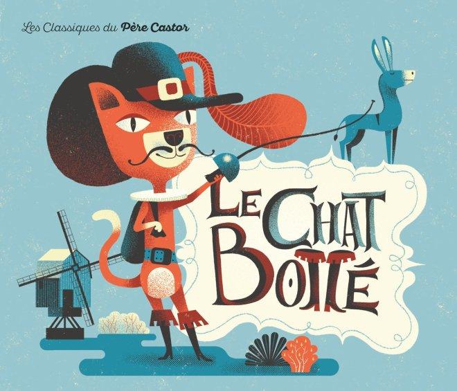 Le Chat Botté (Les classiques du Père Castor (40))
