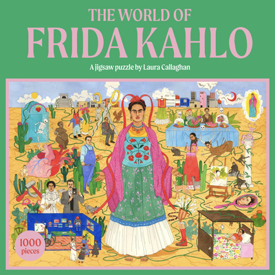 The World of Frida Kahlo: A Jigsaw Puzzle