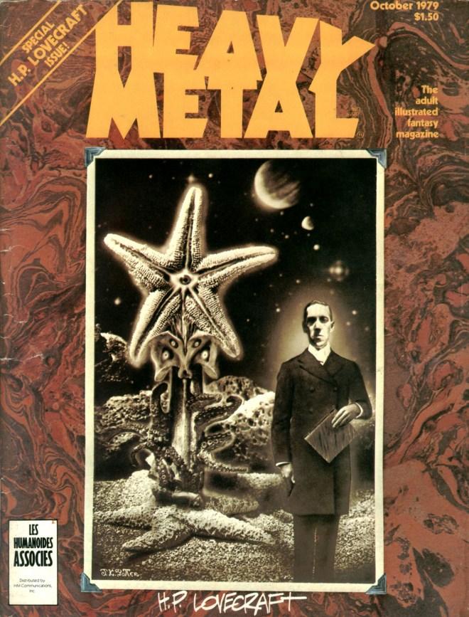 Heavy Metal, October 1979 (Heavy Metal #31)