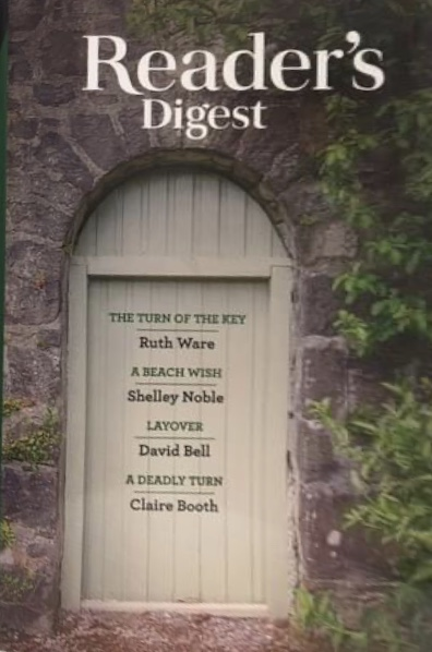 Reader's Digest Select Editions, vol. 370: The Turn of the Key; A Beach Wish;  Layover; A Deadly Turn
