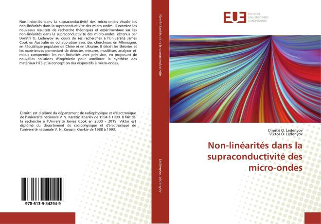 Non-linéarités dans la supraconductivité des micro-ondes