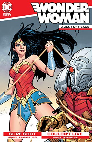 Wonder Woman: Agent of Peace #5