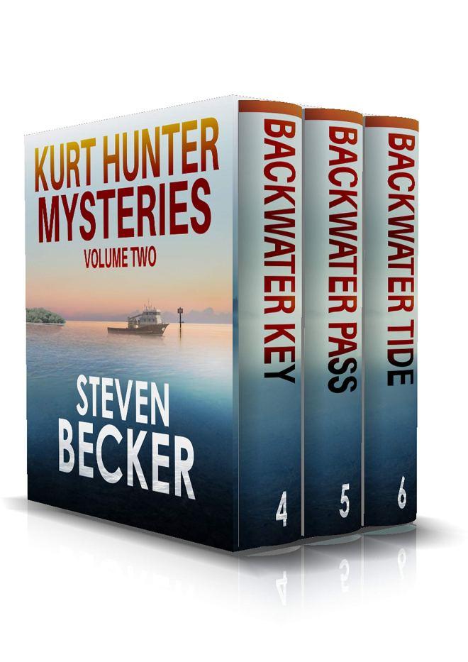 Kurt Hunter Mysteries - Volume Two