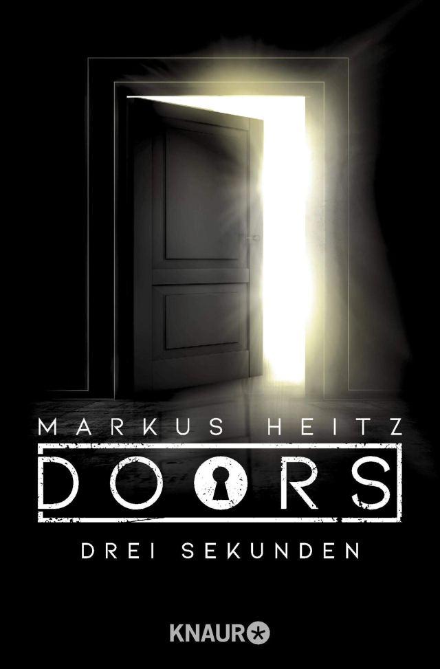 DOORS - Drei Sekunden: Roman (Die Doors-Serie Staffel 2)