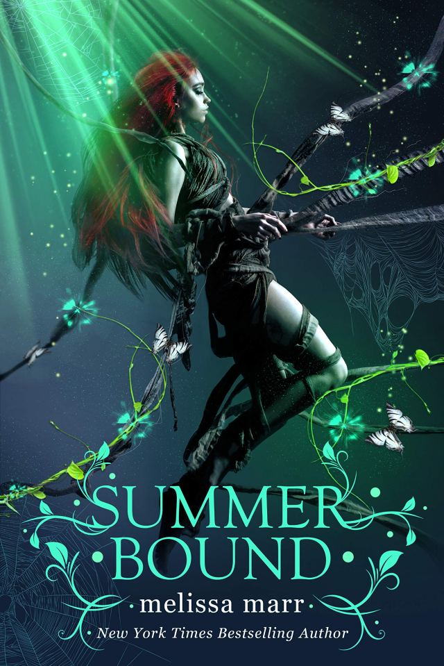 Summer Bound: A Wicked Lovely Story