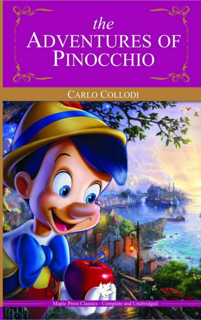 THE ADVENTURES OF PINOCCHIO. : ANNOTATED