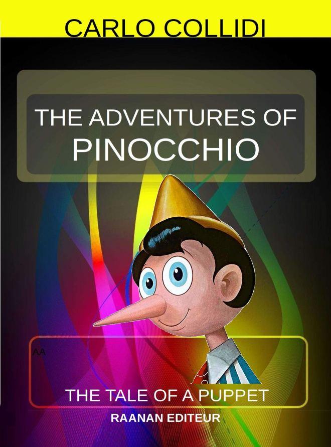 the adventures of Pinocchio (Jeunesse-Scolaire-Classiques pour tous Book 14)