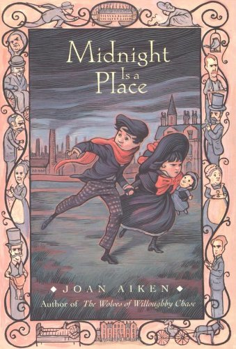 Midnight is a Place (Wolves Chronicles