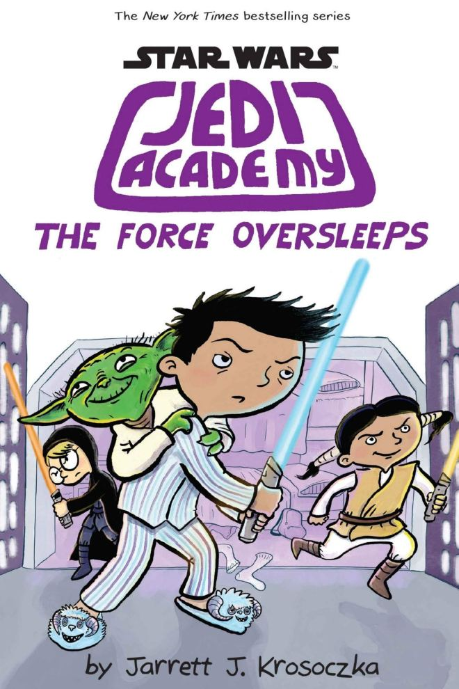 JediAcademy: Vol 5 Great Comic Graphic Novels Jedi Academy Star Wars For Young & Teens , Adults Reader