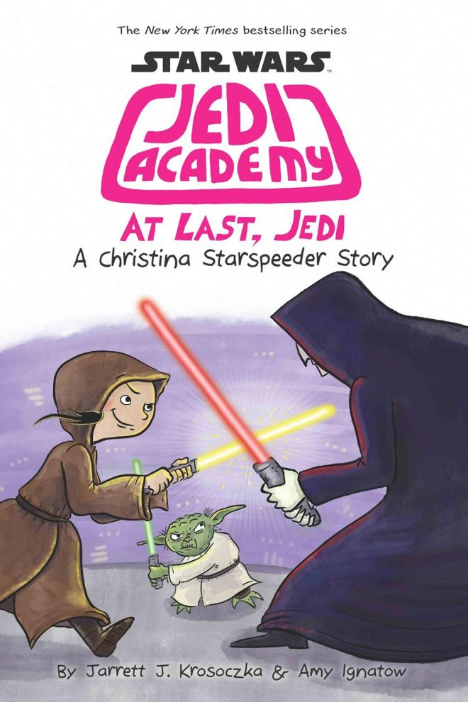 JediAcademy: Vol 9 Great Comic Graphic Novels Jedi Academy Star Wars For Young & Teens , Adults Reader