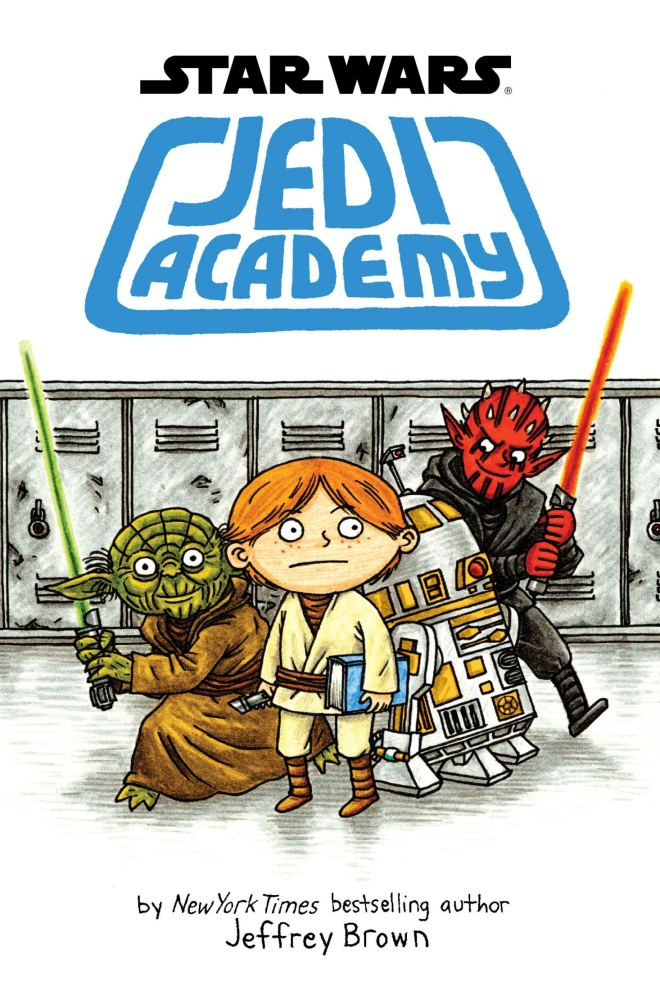 JediAcademy: Vol 1 Great Comic Graphic Novels Jedi Academy Star Wars For Young & Teens , Adults Reader