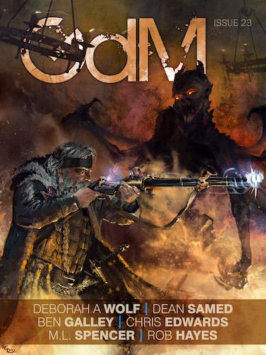Grimdark Magazine Issue #23