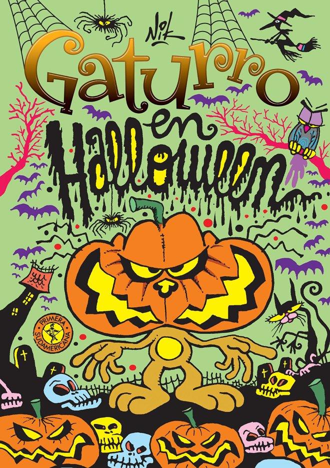 Gaturro 12. Gaturro en Halloween