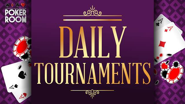 Daily Tournament Of No Limit Texas Hold 'em At The Poker