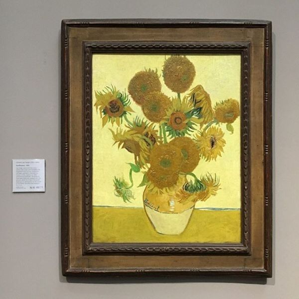 Van Gogh Important Painting Leaves Europe Time Art