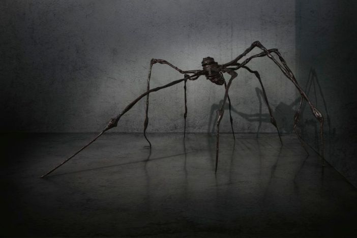 Louise Bourgeois, Spider (1997).