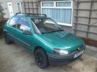 Genuine Peugeot 106 3 Door Roof Rack! BARGAIN! for Sale in ...