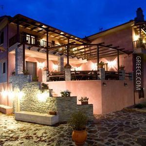 La Casa Rossa Thassos La Casa Rossa Hotel Greece  Greececom