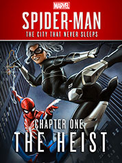 Marvel's Spider-Man: The Heist (PS4)