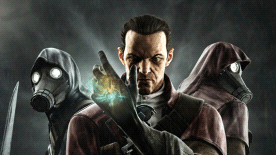 dishonored the knife of