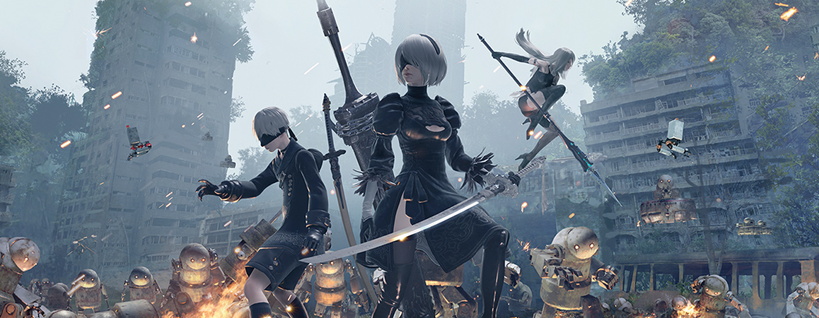 Compre NieR:Automata™ Game of the YoRHa Edition | PC - Steam | Game Keys