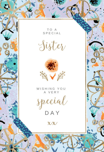 Birthday Cards For Sister Free Download : birthday, cards, sister, download, Birthday, Cards, Sister, (Free), Greetings, Island