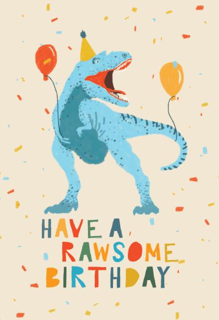 Birthday Card For 8 Year Old Boy : birthday, Birthday, Cards, (Free), Greetings, Island