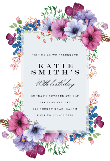 invitation templates free greetings