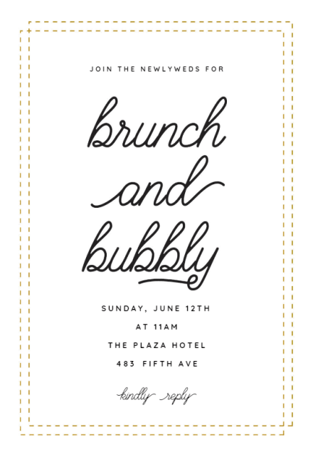 brunch bubbly brunch lunch