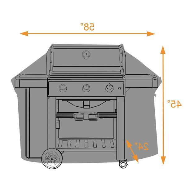 Icover 58 Bbq Grill Cover Weber Char