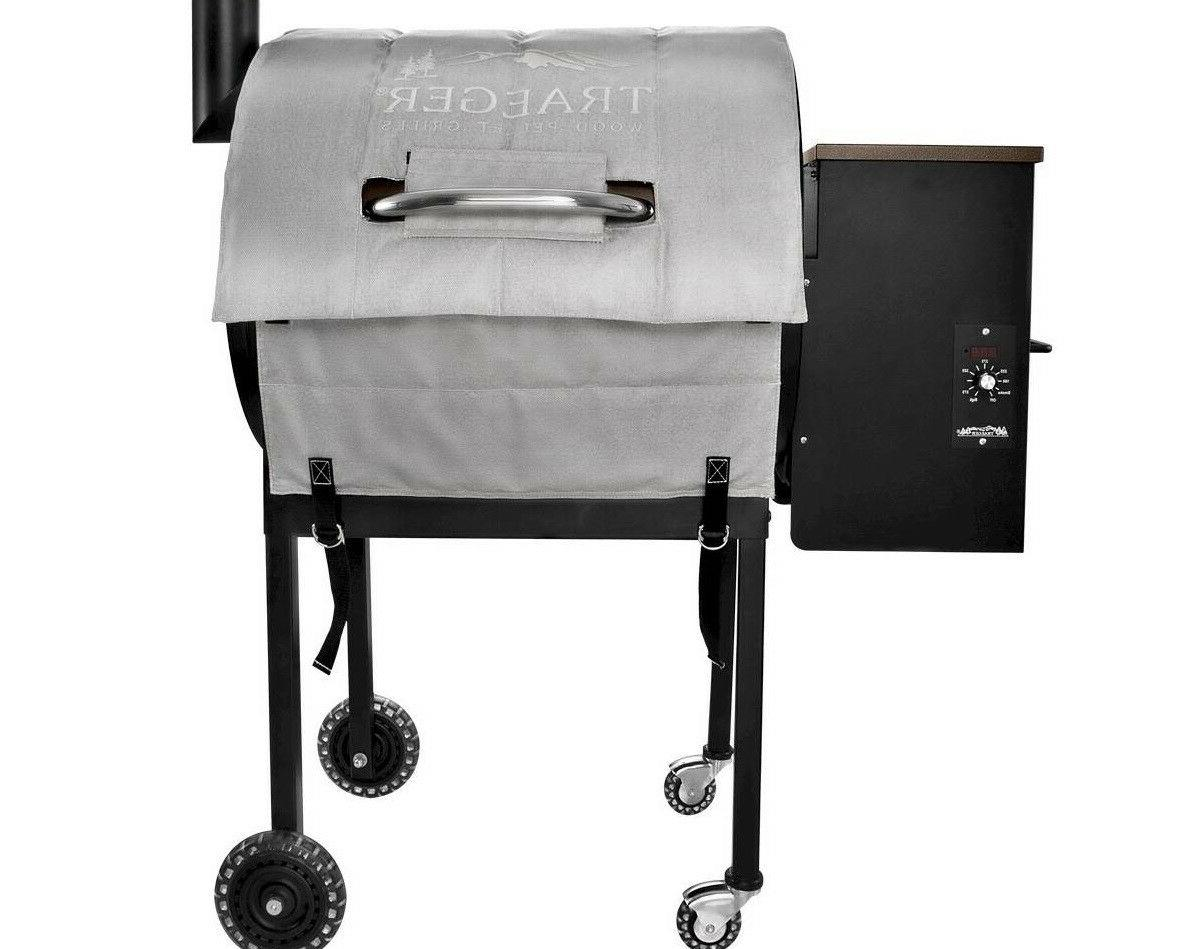 traeger pellet smoker grill