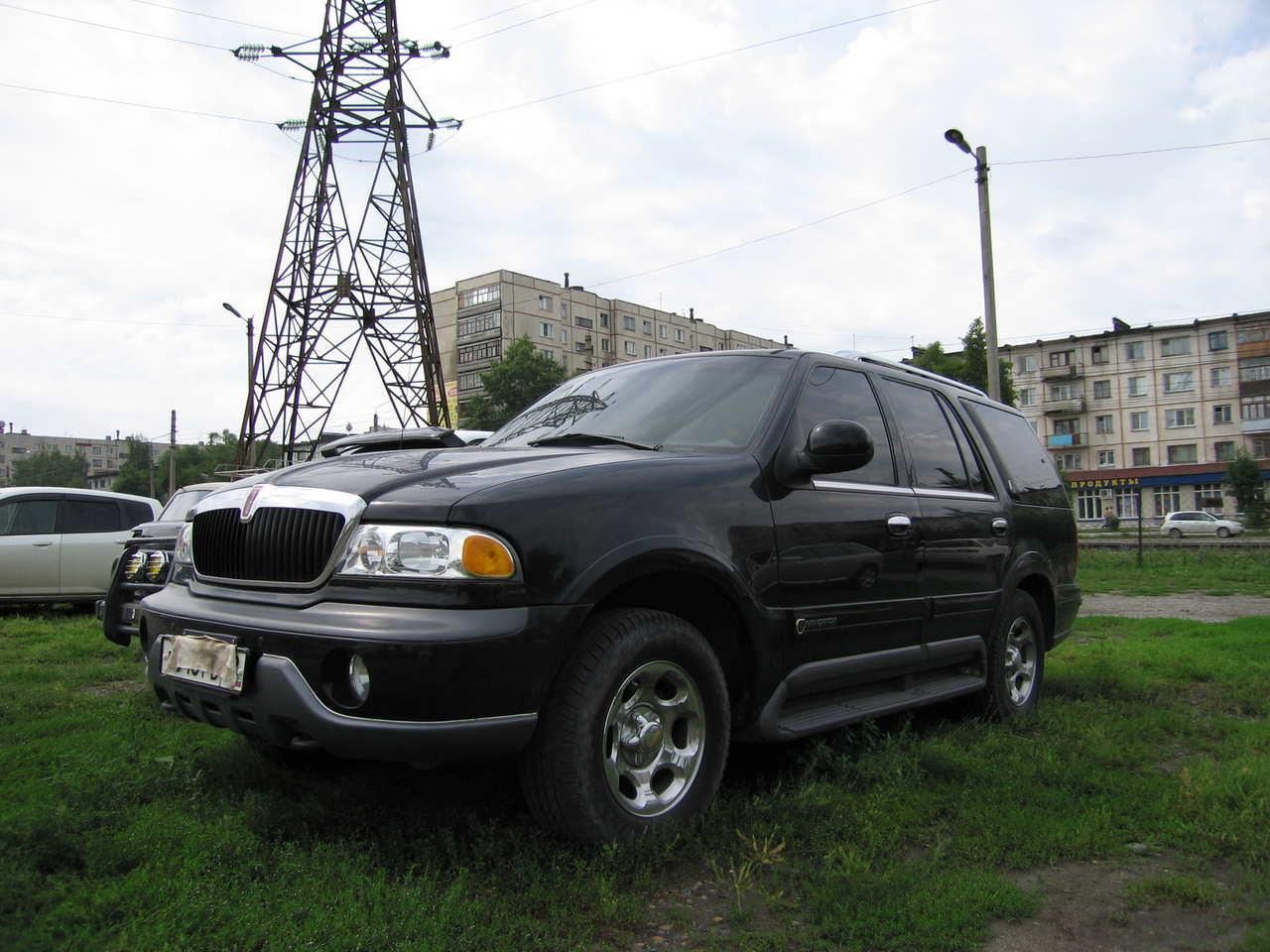hight resolution of  vehicle 1998 lincoln navigator