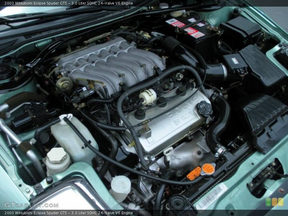 2003 Mitsubishi Eclipse Engine Wiring Harness